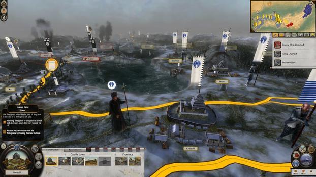 Total War: Shogun 2 - Otomo Clan Pack on PC screenshot #5