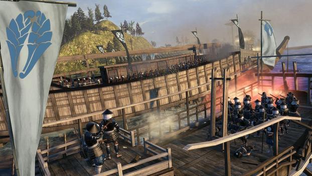 Total War: Shogun 2 - Otomo Clan Pack on PC screenshot #2