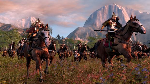 Total War: Shogun 2 - Rise of the Samurai Campaign on PC screenshot #2