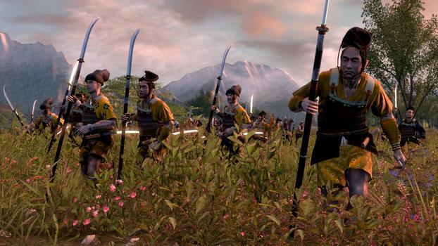 Total War: Shogun 2 - Rise of the Samurai Campaign on PC screenshot #3