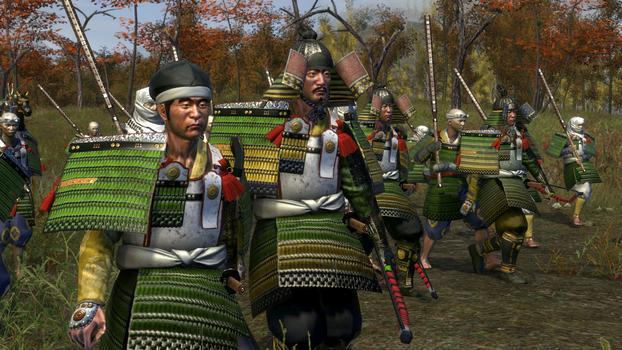 Total War: Shogun 2 - Rise of the Samurai Campaign on PC screenshot #4