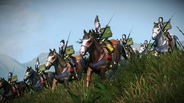 Total War: Shogun 2 - Rise of the Samurai Campaign on PC screenshot #5