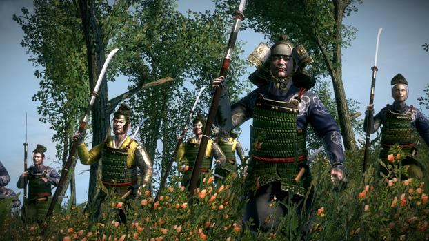 Total War: Shogun 2 - Rise of the Samurai Campaign on PC screenshot #6