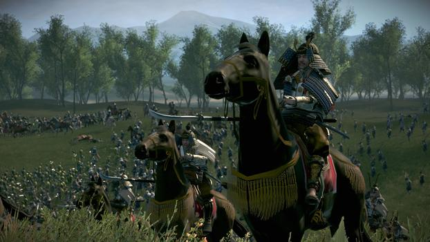 Total War: Shogun 2 - Rise of the Samurai Campaign on PC screenshot #7