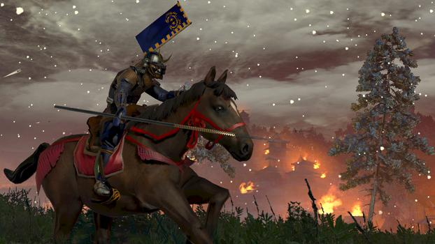 Total War: Shogun 2 on PC screenshot #1