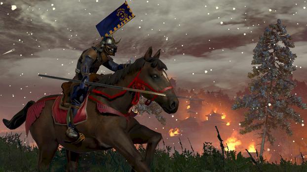 Total War: Shogun 2 on PC screenshot #1