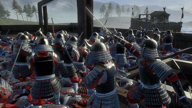 Total War: Shogun 2 on PC screenshot #3