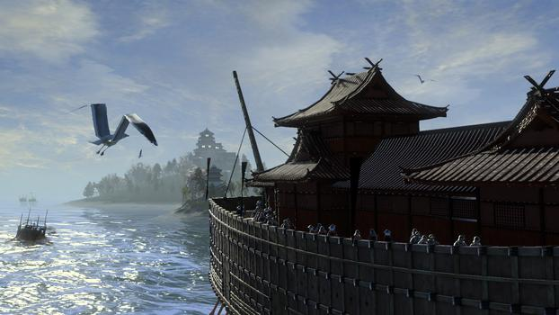 Total War: Shogun 2 on PC screenshot #5