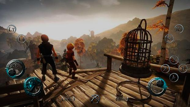 TouchFox Controller for Brothers: A Tale of Two Sons on PC screenshot #5