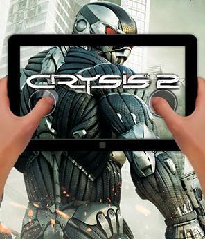 TouchFox Controller for Crysis 2