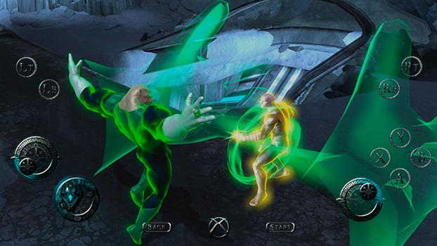 TouchFox Controller for DC Universe Online  on PC screenshot #5