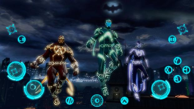 TouchFox Controller for DC Universe Online  on PC screenshot #2
