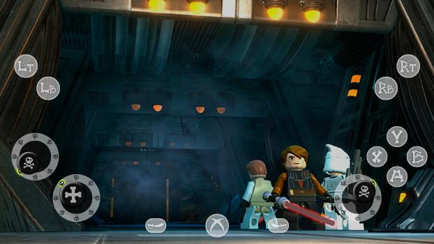 TouchFox Controller for LEGO Star Wars III on PC screenshot #4