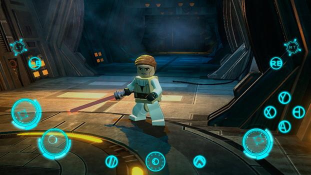 TouchFox Controller for LEGO Star Wars III on PC screenshot #2