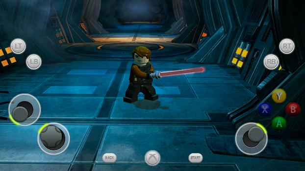 TouchFox Controller for LEGO Star Wars III on PC screenshot #1