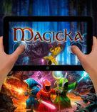 TouchFox Controller for Magicka