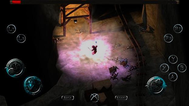 TouchFox Controller for Magicka on PC screenshot #5