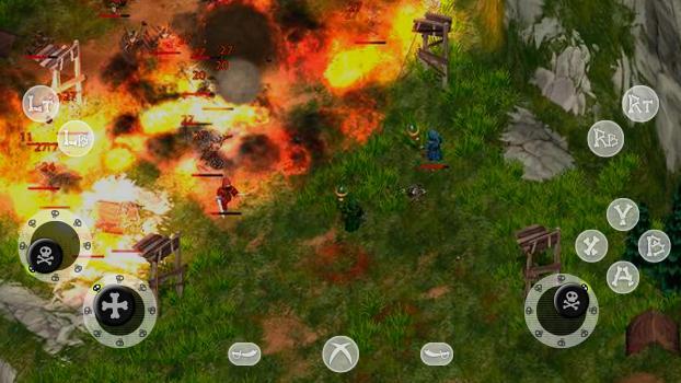 TouchFox Controller for Magicka on PC screenshot #4