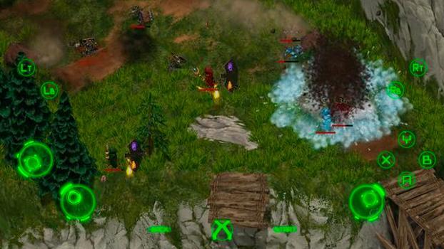 TouchFox Controller for Magicka on PC screenshot #3