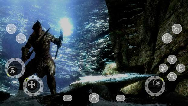 TouchFox Controller for Skyrim on PC screenshot #4