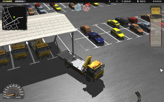 Towing Simulator on PC screenshot #1