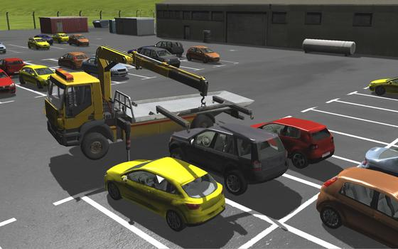 Towing Simulator on PC screenshot #2