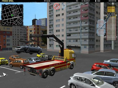 Towing Simulator on PC screenshot #3