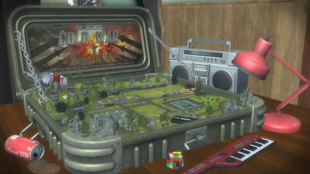 Toy Soldiers: Complete on PC screenshot #1