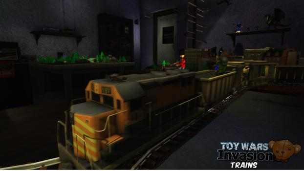 Toy Wars Invasion on PC screenshot #4