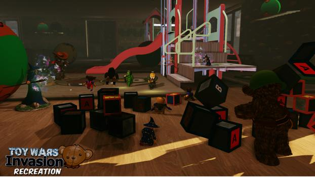 Toy Wars Invasion on PC screenshot #3