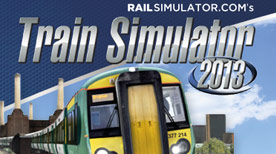 Train Simulator 2013 US Bundle  Horseshoe Curve & F40PH addons