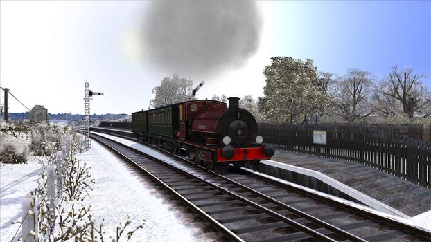 Train Simulator 2013 on PC screenshot #4