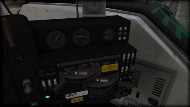 Train Simulator: Burlington Northern F45 Loco Add-On on PC screenshot #5