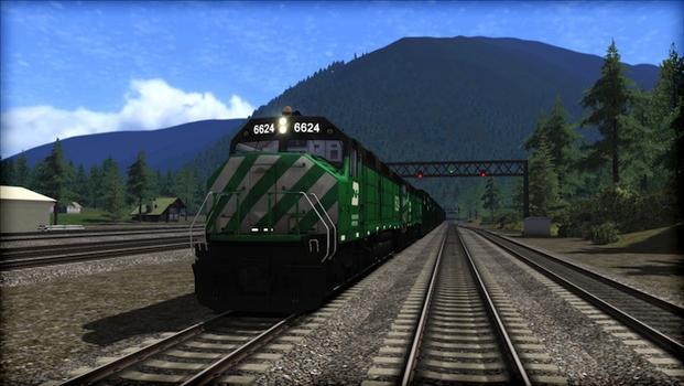 Train Simulator: Burlington Northern F45 Loco Add-On on PC screenshot #2
