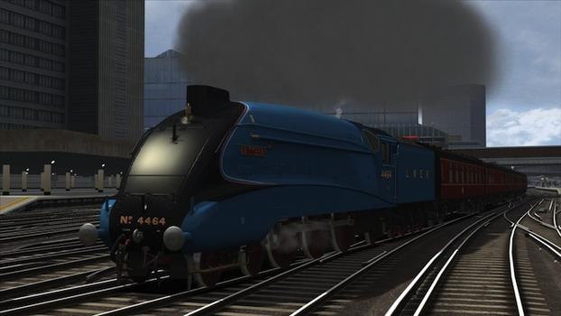 Train Simulator: Class A4 Pacifics loco add-on on PC screenshot #6