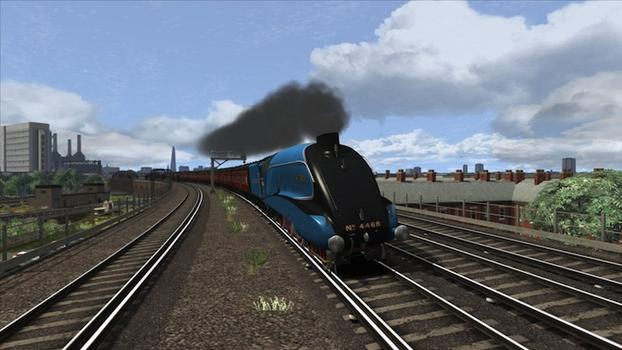 Train Simulator: Class A4 Pacifics loco add-on on PC screenshot #4