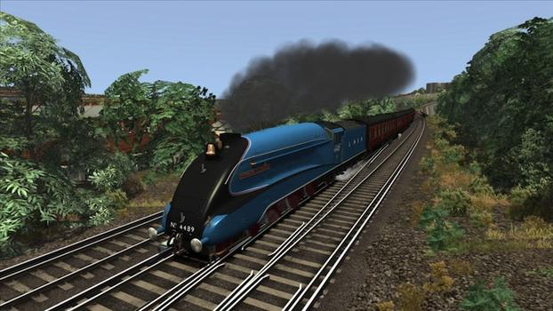 Train Simulator: Class A4 Pacifics loco add-on on PC screenshot #3