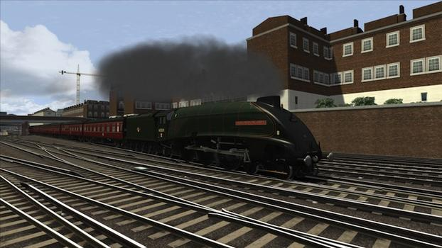 Train Simulator: Class A4 Pacifics loco add-on on PC screenshot #2