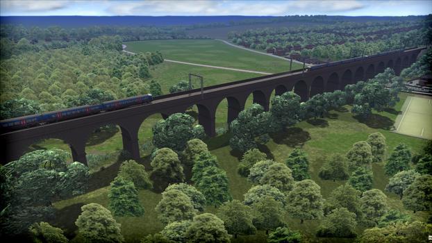 Train Simulator: East Coast Main Line London - Peterborough route add-on on PC screenshot #6
