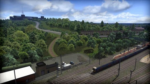 Train Simulator: East Coast Main Line London - Peterborough route add-on on PC screenshot #5