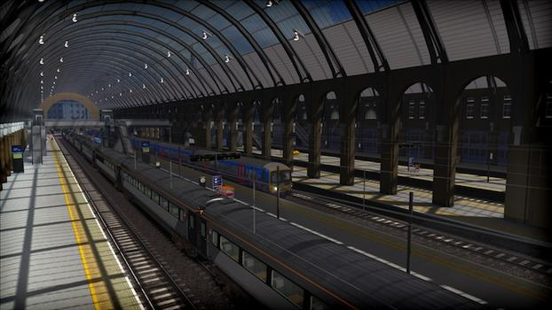 Train Simulator: East Coast Main Line London - Peterborough route add-on on PC screenshot #3