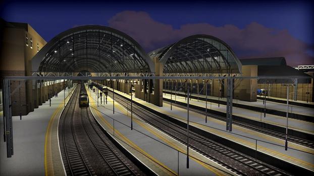 Train Simulator: East Coast Main Line London - Peterborough route add-on on PC screenshot #2