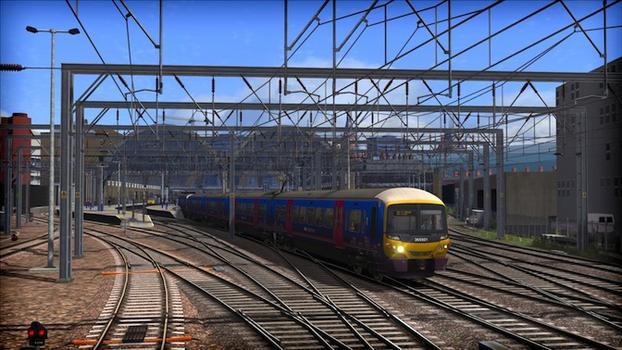 Train Simulator: East Coast Main Line London - Peterborough route add-on on PC screenshot #1