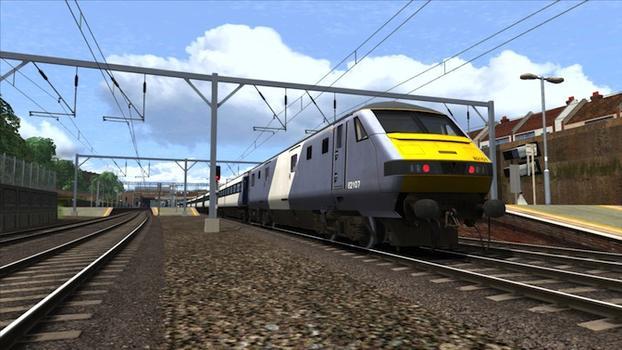 Train Simulator: GEML Class 90 loco add-on on PC screenshot #5