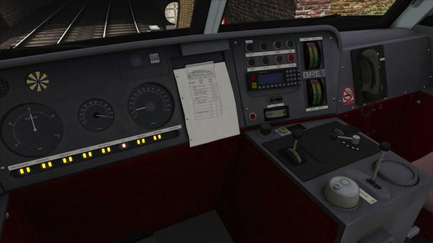 Train Simulator: GEML Class 90 loco add-on on PC screenshot #3