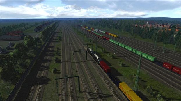 Train Simulator: Hamburg - Hanover route add-on on PC screenshot #6