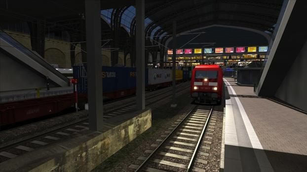 Train Simulator: Hamburg - Hanover route add-on on PC screenshot #5