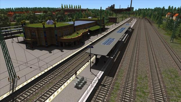 Train Simulator: Hamburg - Hanover route add-on on PC screenshot #4
