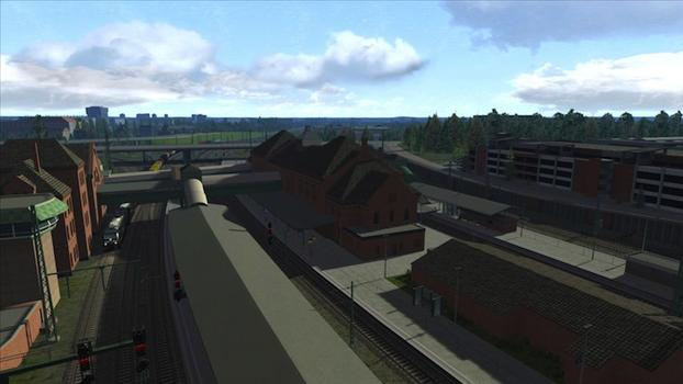 Train Simulator: Hamburg - Hanover route add-on on PC screenshot #3