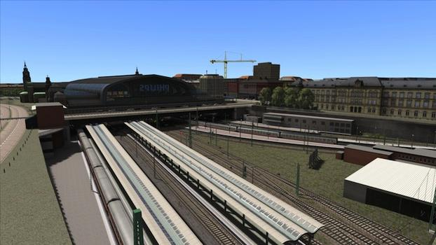 Train Simulator: Hamburg - Hanover route add-on on PC screenshot #1